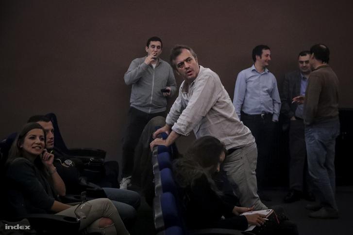Toborzás és szervezkedés a palicsi moziban: Trifunović tudja, mit jelent közönség előtt szerepelni