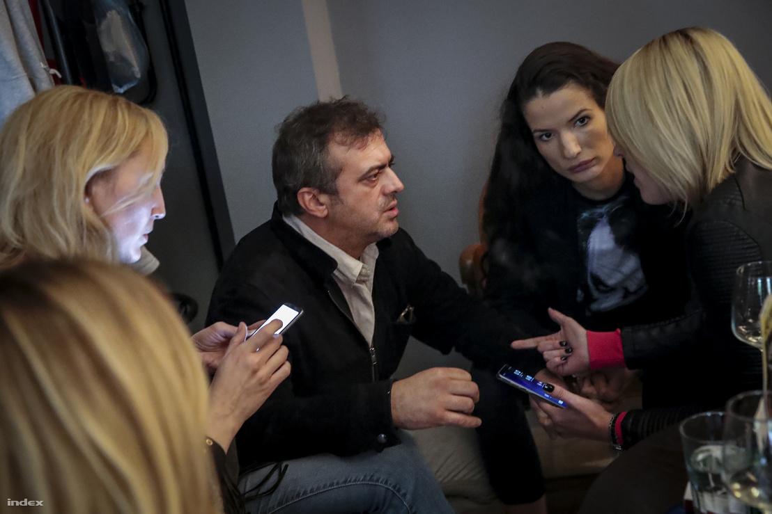 Trifunović a pártja javára tudta fordítani ismertségét és népszerűségét