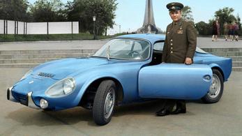 Az megvolt, hogy Gagarin Matrával csapatta Moszkvában?