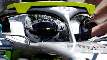 A Mercedes söpört a Francia Nagydíj edzésein