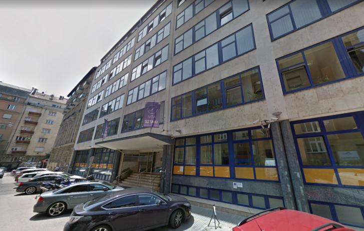 Az MTA-SZTAKI Kende utcai épülete