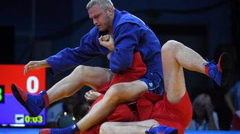Feltörölték a szőnyeget a magyar szambószövetség alelnökével az Európa Játékokon