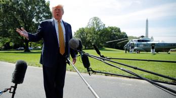 Iránban kivégeztek egy CIA-ügynököt, Trump újabb szankciókat jelentett be