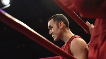 Fordítva hirdették ki a magyar bokszoló meccsének eredményét az Európa Játékokon