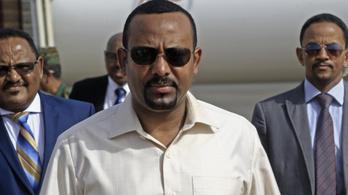 Puccskísérlet volt Etiópiában