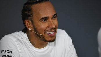 Hamilton: Már akkor nyugodt voltam, amikor hallottam, mivel készült a Ferrari