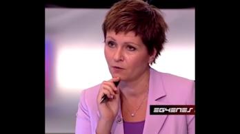Nem kért engedélyt Kálmán Olga a kampányvideóihoz az ATV-től