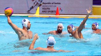 Legyőzte Japánt, 5. a magyar pólóválogatott a vízilabda világliga szuperdöntőn