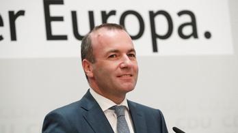 Weber: Ne a diplomaták hátsó szobáiban hozzák meg az EU-s döntéseket