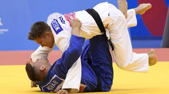 Ungvári Attila bronzérmet nyert az Európa Játékokon