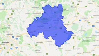 Kisebb földrengés volt Heves megyében
