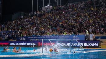 A szerbek nagy csatában nyerték meg a vízilabda világliga szuperdöntőjét