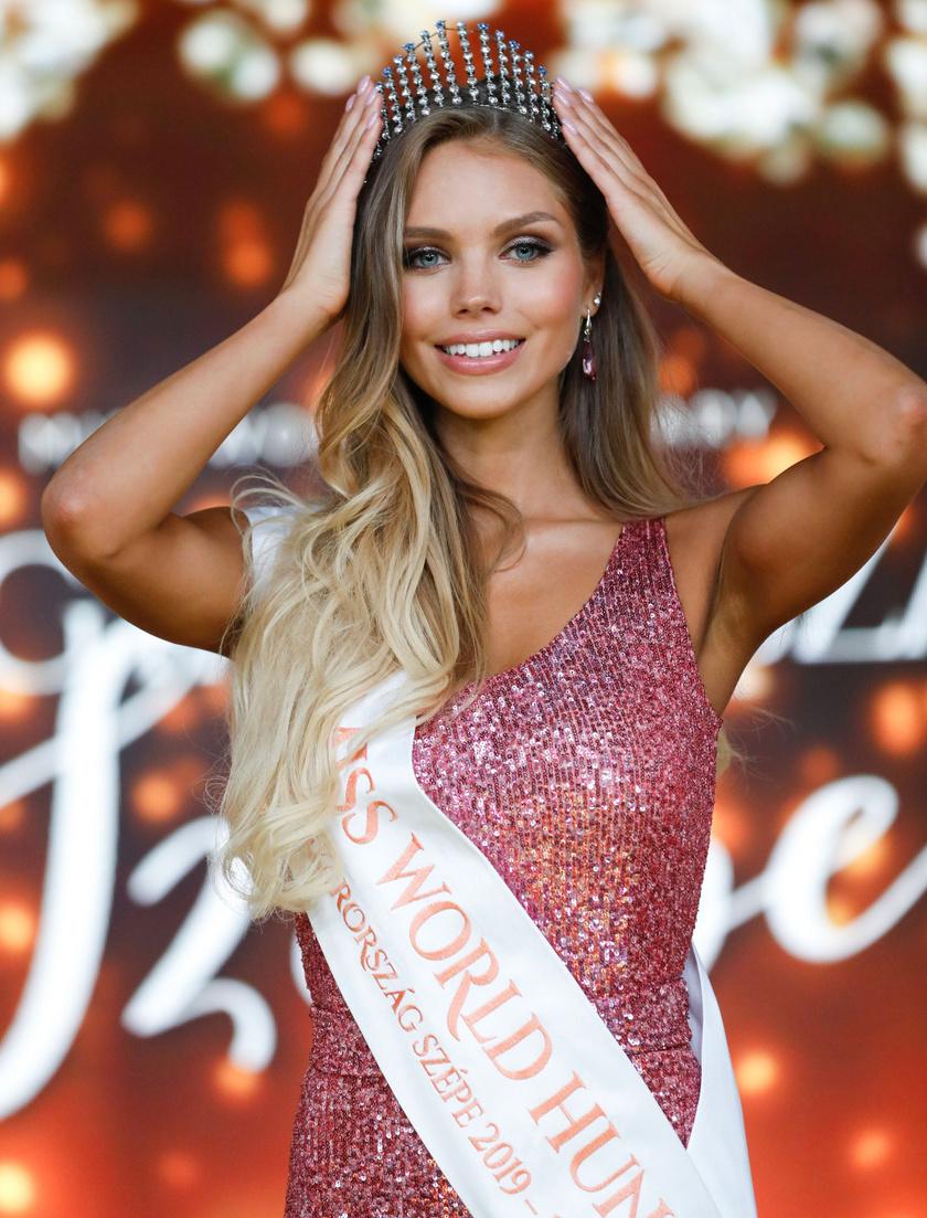 Hatodszor választották meg vasárnap este Magyarország Szépét, aki 2019-ben Nagypál Krisztina lett.