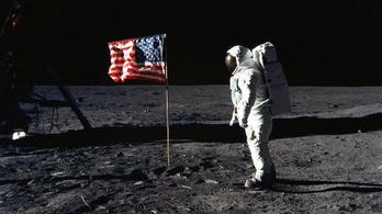 Az amerikaiak nem is akarnak visszamenni a Holdra