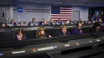Meghekkelték a NASA-t