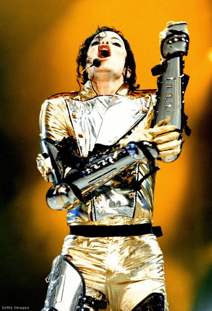 A HIStory World Tour volt Michael Jackson 3