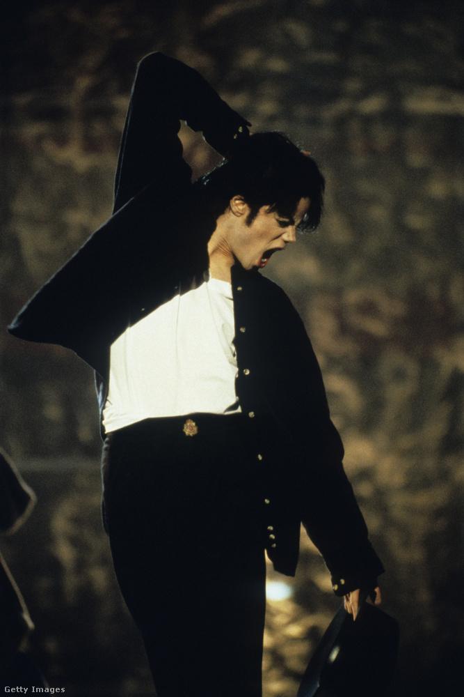 Ma vsn Micheal Jackson.halálának 10