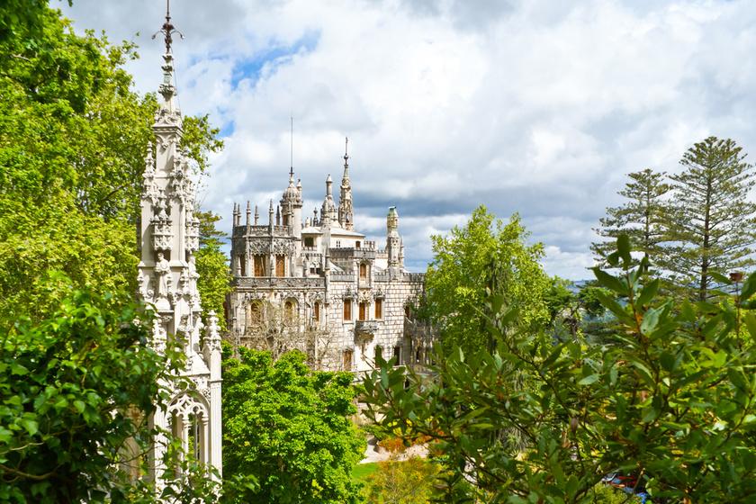A világ legkülönlegesebb helyének tartják az elvarázsolt birtokot Portugáliában: igazi mesebirodalom