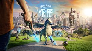 Harry Potter megérkezett a kiterjesztett valóságba
