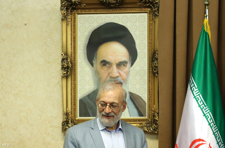Mohammad Javad Azari Jahromi, az iráni infokommunikációs miniszter