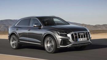 Egy dízel-óriás a legújabb Audi terepjáró