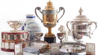Elárverezik a csődbe jutott Boris Becker trófeáit