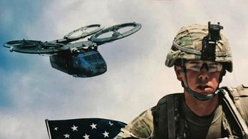Az Avatarból ismert helikoptereket szeretné az amerikai hadsereg