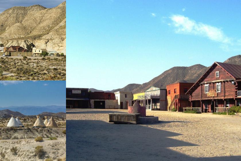 Így néz ki a híres forgatási helyszín, a Fort Bravo.