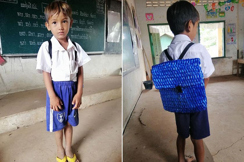 Különös hátizsákkal járt iskolába a kisfiú: az osztályfőnöknek tűnt fel a dolog