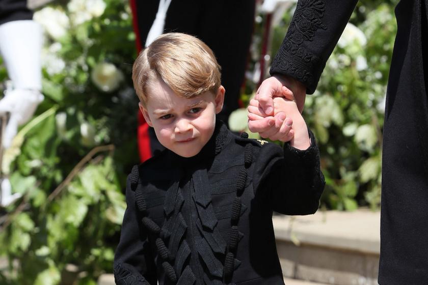 György herceg lesz a legcukibb koszorúsfiú - Újabb esküvőre készül a királyi család