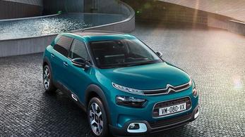 Nem lesz több Citroën Cactus