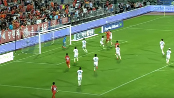 Gangwon Style: hat perc alatt 3 gólt szereztek, 4 gólos hátrányból fordítottak