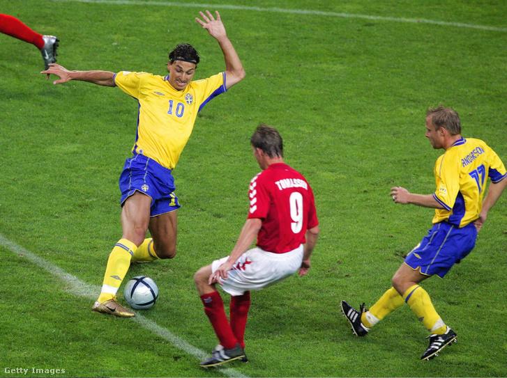 Dánia - Svédország 2004
