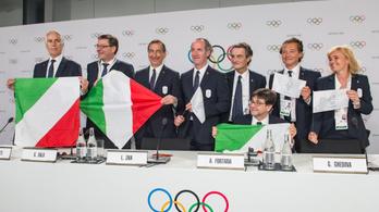 Milánó-Cortina d'Ampezzo rendezi a 2026-as téli olimpiát