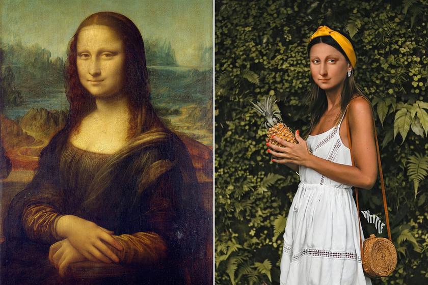 Így nézne ki Mona Lisa, ha napjainkban élne: egyedi szépség volna