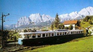 Vonattal a Téli Olimpiára