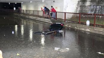 Máris több száz millió forintos kárbejelentést kaptak a biztosítók a viharok miatt