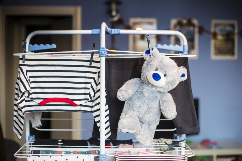 7 láthatatlan ruhaszárító apró garzonokba: ha a fregoli sem fér el