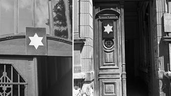 Hetvenöt éve rakták ki a sárga csillagot a budapesti házakra