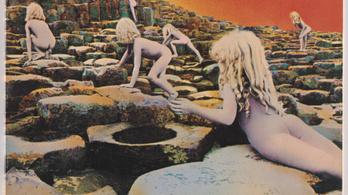 A Facebook egy időre letiltotta a Led Zeppelin közismert albumborítóját