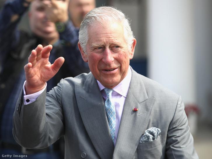 Károly herceg Romániában, 2017-ben