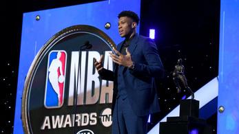 Az NBA idei legjobb játékosa görög, és nem is játszott a döntőben