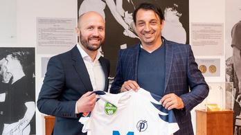 A Fradi átverése miatt lett játékosként címlapsztori a Felcsút edzőjéből