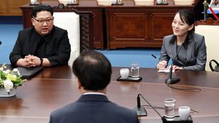 Kim Dzsongun húga Észak-Korea második vezető embere lett