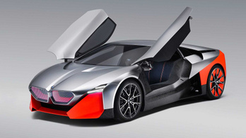 Valódi sportkocsi a BMW M részlegétől
