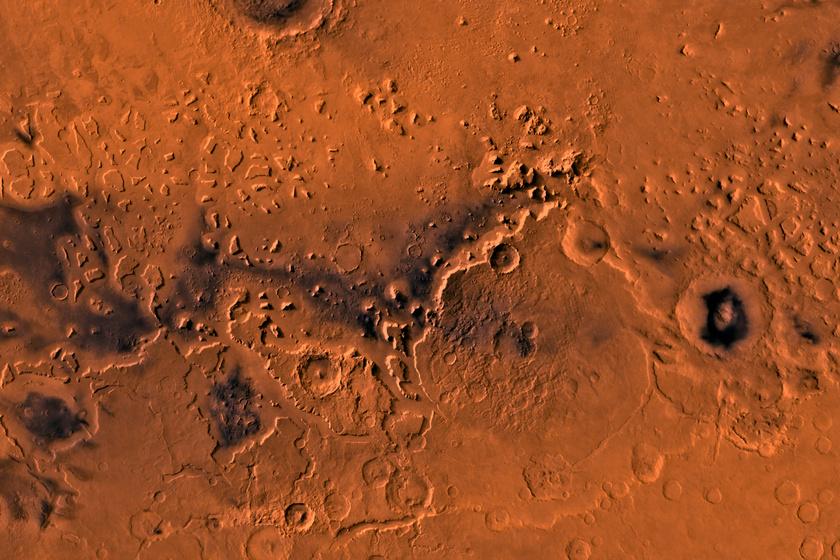 Rejtélyes jelenséget észleltek a Marson: a kutatók sem tudják mire vélni