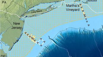 Hatalmas édesvíztározót találtak az Atlanti-óceán alatt