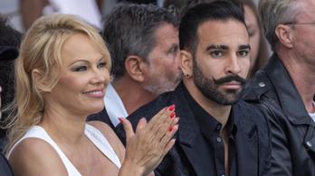 Nem lett happy end a világbajnok futballista és Pamela Anderson románca