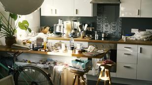 8 dolog, amit nem kéne a konyhapulton tartanod