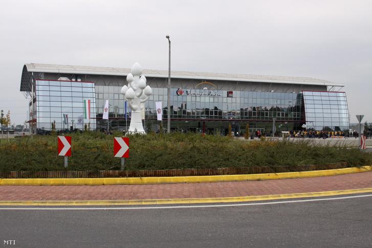 Veszprém Aréna sport- és rendezvénycsarnok